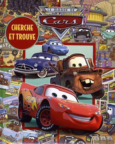 Cherche et trouve ! : Cars