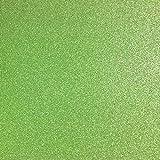 10 Blatt Klebefolie Glitzer Selbstklebende Dekofolie A4 Farbige Bastelfolie Glitter Vinyl Aufkleber für DIY Handwerk Sc