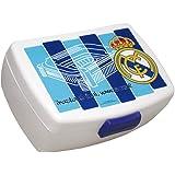 CYP Imports LB-42-RM Sandwichera plástico, diseño Real Madrid, Multicolor, 0