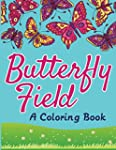 Butterfly Field  (A Coloring Book)