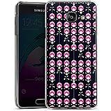 Samsung Galaxy A3 (2016) Housse Étui Protection Coque Tulipes rétro Fleurs Fleurs