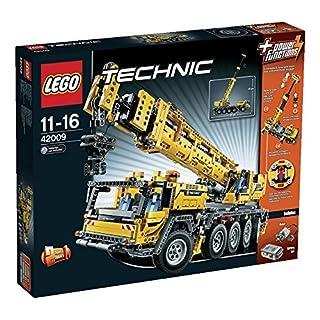 LEGO Technic 42009 - Mobiler Schwerlastkran (B00B0IDCJM)   Amazon price tracker / tracking, Amazon price history charts, Amazon price watches, Amazon price drop alerts