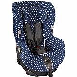 Housse de siège auto pour Maxi-Cosi Axiss – Bleu étoiles