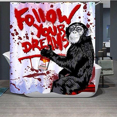 Generic orangután: 3d múltiples Funny orangután