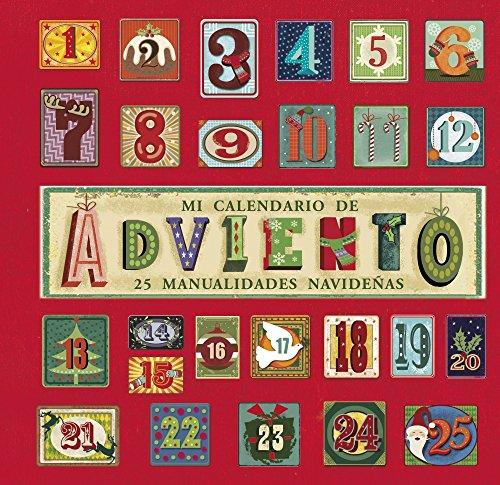 Mi calendario de Adviento (Castellano - A Partir De 8 Años - Álbumes - Otros Álbumes) por Quarto Children's Books