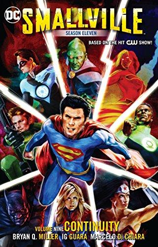 Smallville Vol. 9: Continuity (Smallville Season Eleven) - Smallville 1 Vol