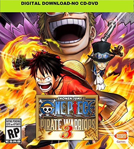 One Piece Pirate Warriors 3 (PC Code)  available at amazon for Rs.429