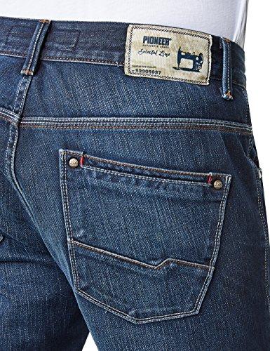 Pioneer - Jeans Droit - Homme Bleu (dark used 14)