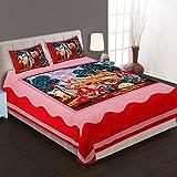 Bedding Bazar King Size Jaipuri Cotton M...