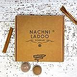 Wandering Foodie Nachni Satva (Ragi) Ladoo - 500gm