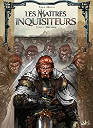 Les Maîtres inquisiteurs T01 : Obeyron (French Edition)