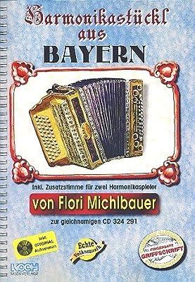 Harmonikastueckl aus Bayern. Handharmonika