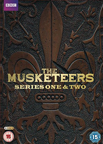 The Musketeers - Series 1+2 (8 DVDs)