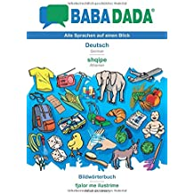 BABADADA, Deutsch - shqipe, Bildwörterbuch - fjalor me ilustrime