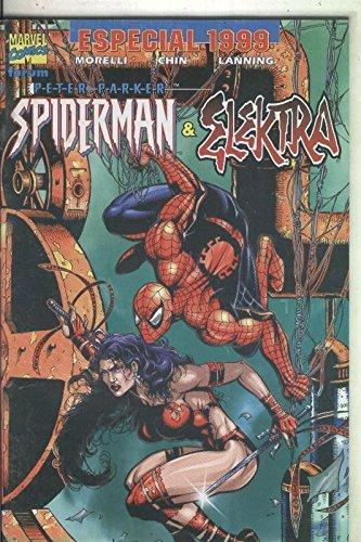 Spiderman & Elektra especial 1999: El silenciador