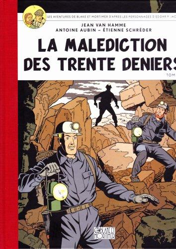 Les Aventures De Blake et Mortimer La malediction des trente Deniers t 19 + t 20 (histoire complète en 2 tomes)