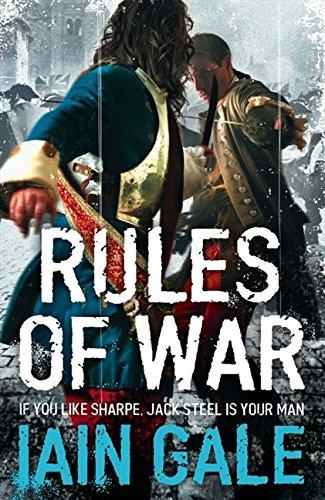 Rules of War (Jack Steel 2) por Iain Gale