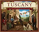 Ghenos Games Viticulture Tuscany-Espansione, VTTS