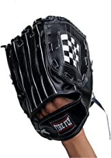 CW Cricket_02 Baseball Gloves, Large (Black)