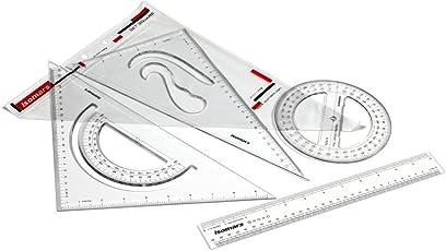 Isomars Set Squares (Set of 4)