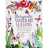 Therapeutic Sticker Art Seasons