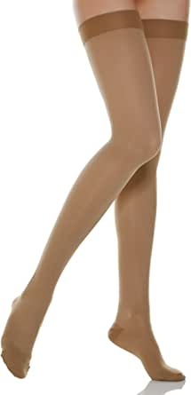 Relaxsan Basic 960 calze compressive per reggicalze 280 den compressione graduata 22-27 mmHg