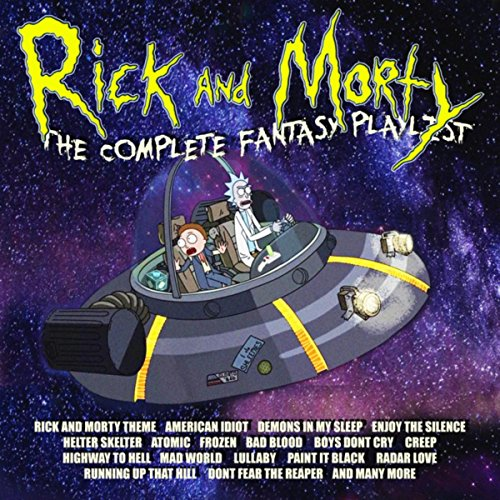 Rick And Morty - The Complete ...