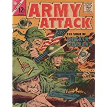 Army Attack :Volume 2  The saga chicken company: history comic books,comic book,ww2 historical fiction,wwii comic,Army Attack