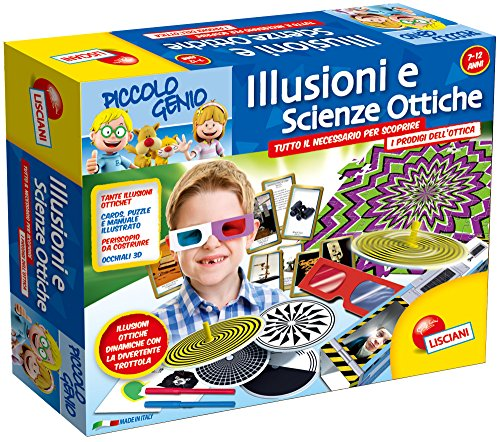 lisciani-juegos-46355-el-pequeno-tate-y-ciencias-optica-ilusiones