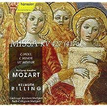 Mozart Messe C-Moll Rilling