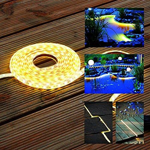 Heissner eco Unterwasser-LED-Band Starter-Set (warm/weiß)