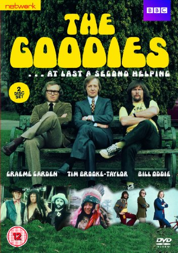 The goodies .. at last a second helping (volume 2) - reconfi [edizione: regno unito] [edizione: regno unito]