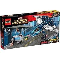 LEGO - El Quinjet de los vengadores en la ciudad, (76032)