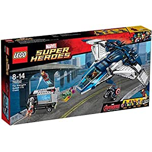 LEGO Super Heroes 76032 - The Avengers Quinjet City Chase