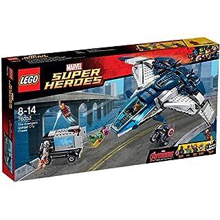 LEGO Marvel Super Heroes 76032 - Avengers Nummer 4 (B00NVDNUFU) | Amazon price tracker / tracking, Amazon price history charts, Amazon price watches, Amazon price drop alerts