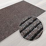 Küchenläufer Granada in großer Auswahl | strapazierfähiger Teppich Läufer für Küche Flur uvm. | rutschfester Teppichläufer / Flurläufer für alle Böden ( 80×200 cm Beige ) - 4