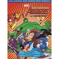 The Avengers - I più potenti eroi della Terra! - La stagione finaleVolume05Episodi21-27