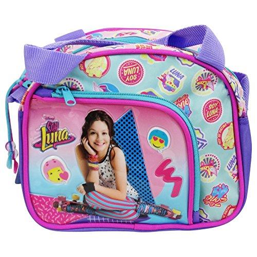 Disney Soy Luna Pop Caso Make Up Bag Bolsos Neceser Vanity Estuche