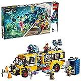 LEGO Hidden Side - Le bus scolaire paranormal, Jeu de Construction Interactif 8 Ans et Plus, 689 Pièces - 70423