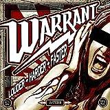Warrant: Louder Harder Faster (LTD. Gatefold / Red Vinyl / 180 Gramm) [Vinyl LP] (Vinyl)