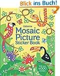 Mosaic Picture Sticker Book