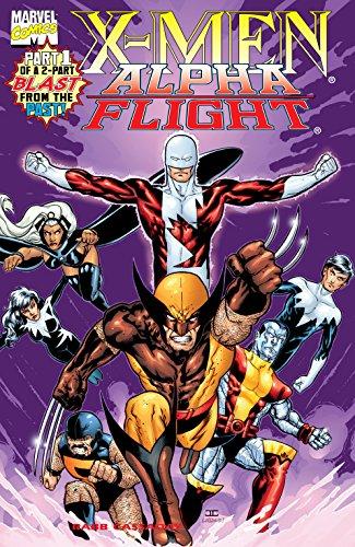 X-Men/Alpha Flight (1998) #1 (of 2) (English Edition)
