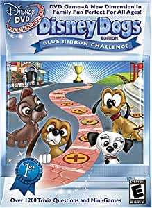 Disney Dvd Game World: Dogs Edition [Import USA Zone 1]
