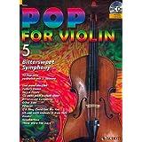 Schott – 12 Partitions de chansons pop avec arrangés pour violon (soliste/Duo ·