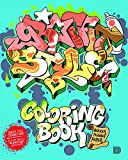 Graffiti Style Coloring Book (Colouring Books)