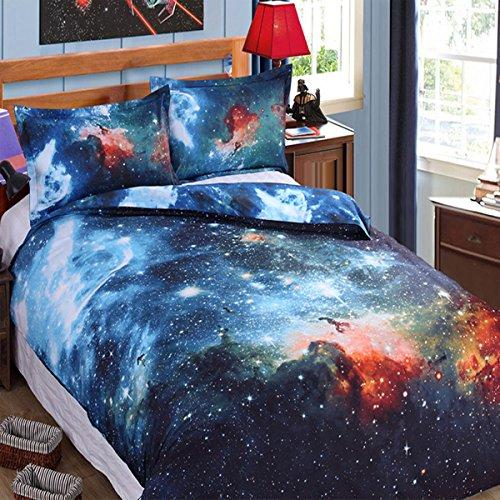 3 in 1 della galassia dell'universo del modello di stella
