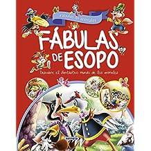 Fábulas De Esopo. Fábulas De Animales (Biblioteca esencial)