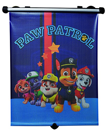 Paw Patrol PA-SAA-110 Sonnenschutzrollo, Blau