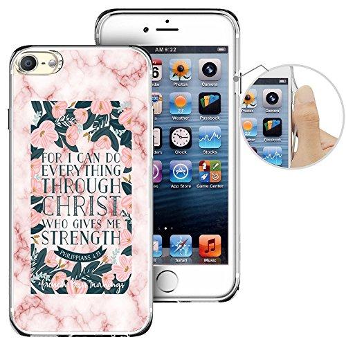 Für Ipod Touch 6. Fall, laaco Schöne Klar TPU Case Gummi Silikon Haut Cover Für Apple iTouch 6-Schwarz und Weiß Marmor Muster, iTouch (72)