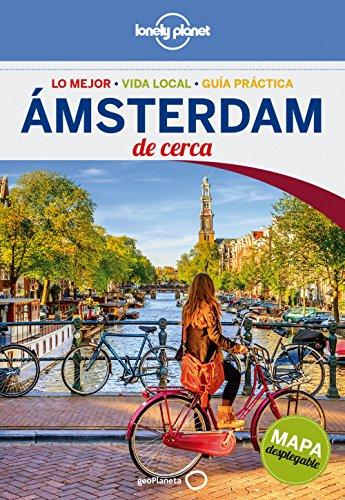Ámsterdam De cerca 3 (Guías De cerca Lonely Planet) por Karla Zimmerman